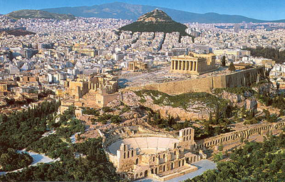 Древна Гърция- Атина,Делфи и Пелопонес