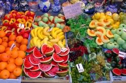Пазар в Одрин