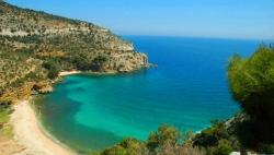 Гърция-остров Тасос
