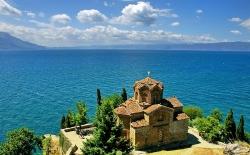 Македония- Скопие,Охрид и Струга от Варна
