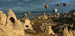 Турция- Приказки от Кападокия