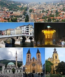 Босна и Херцеговина- Дървенград,Сараево и Мостар